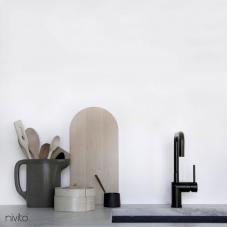 Cucina rubinetteria nero