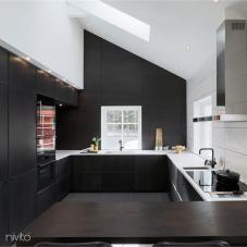 Rubinetto Cucina Nero - Nivito 20-RH-320