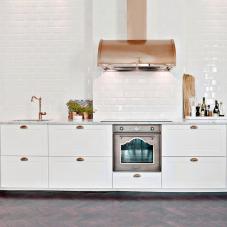 Rubinetto Cucina Rame - Nivito 4-CL-170