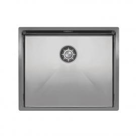 Lavello Cucina Acciaio Inossidabile - Nivito CU-500-B