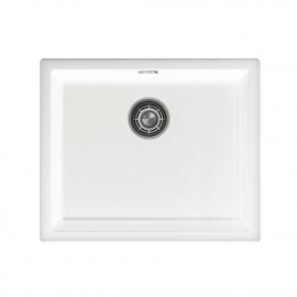 Basin Della Cucina Bianco - Nivito CU-500-GR-WH