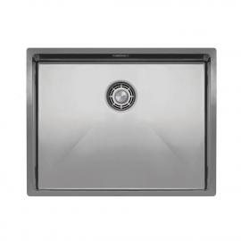 Basin Della Cucina Acciaio Inossidabile - Nivito CU-550-B