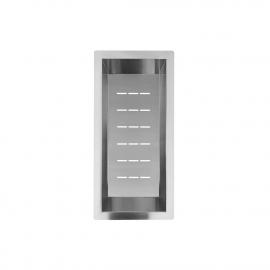 Ciotola Del Filtro Acciaio Inossidabile - Nivito CU-WB-200-B